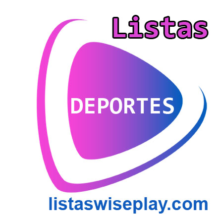 listas wiseplay deportes