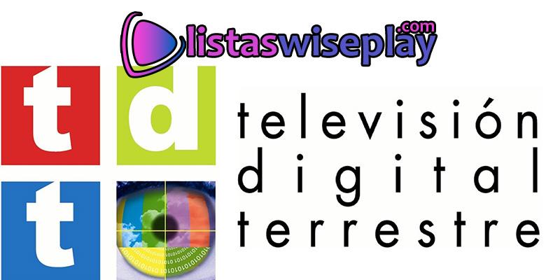 🥇 Listas Wiseplay TDT España ⇨ 【2019】◁◁