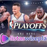 Listas Wiseplay baloncesto NBA