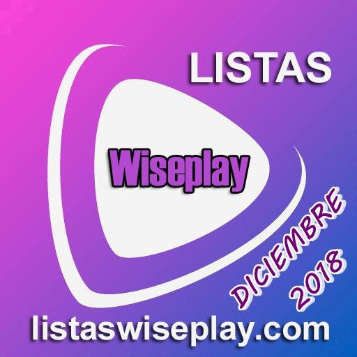 listas wiseplay Diciembre 2018
