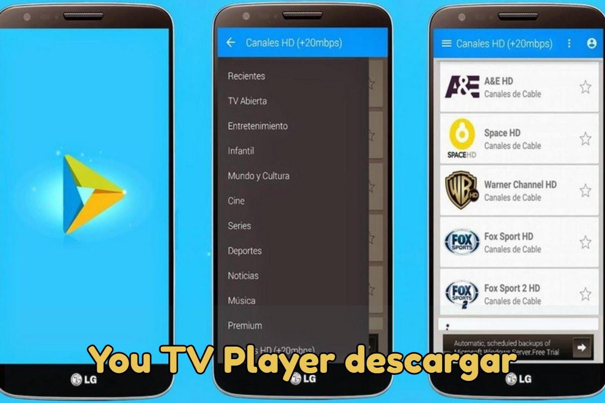 You TV Player descargar